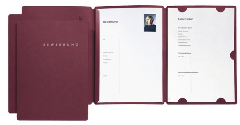 Basic Bewerbungsset Select Mit 3 Mappen Pagna Pagna Shop