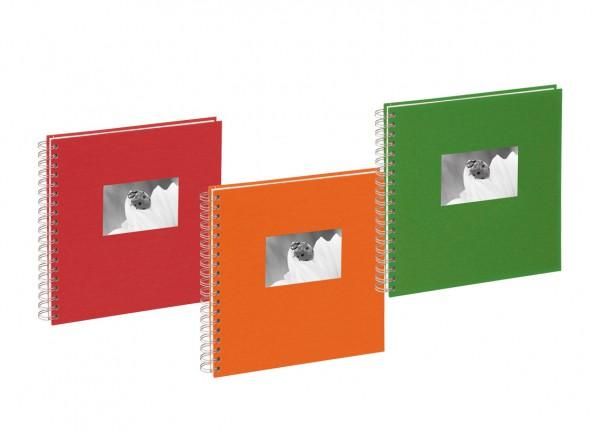 Passepartout Spiralalbum 24x25 cm