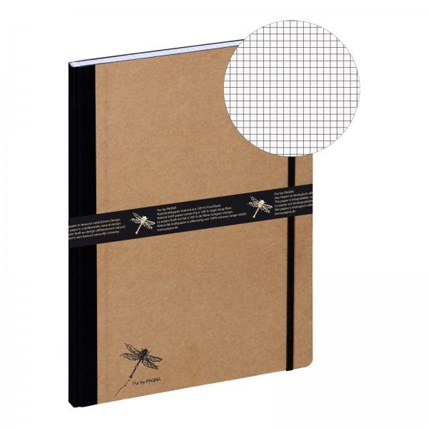 Notizbuch A4 Pur