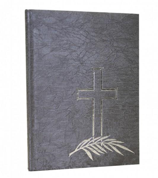 Gedenkbuch (grau)