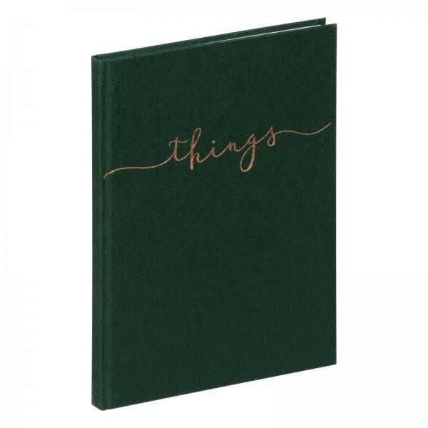Notizbuch A5 Things